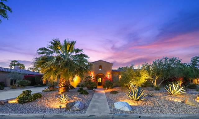 69806 Camino Pacifico, Rancho Mirage, CA 92270 (MLS #219060630) :: Brad Schmett Real Estate Group
