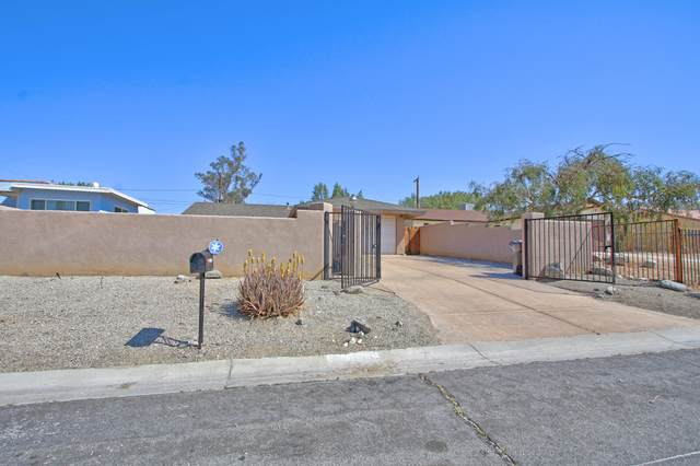 66154 6th Street, Desert Hot Springs, CA 92240 (MLS #219060648) :: KUD Properties