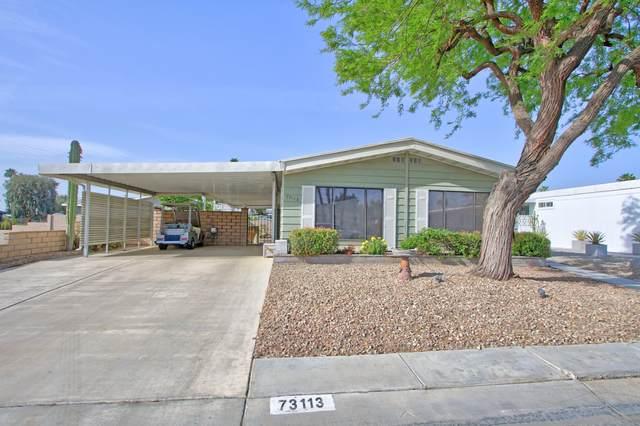 73113 Buck Springs Drive, Palm Desert, CA 92260 (MLS #219060663) :: Hacienda Agency Inc