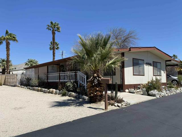 18555 Roberts Road #95, Desert Hot Springs, CA 92241 (MLS #219060678) :: KUD Properties