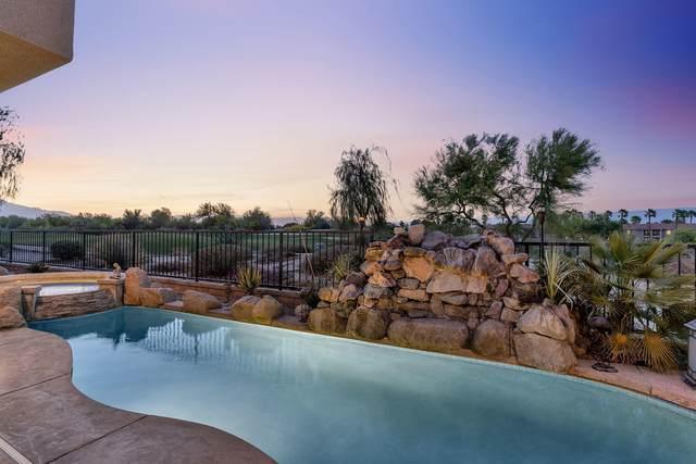 38770 Desert Mirgae Drive, Palm Desert, CA 92260 (MLS #219060687) :: Desert Area Homes For Sale