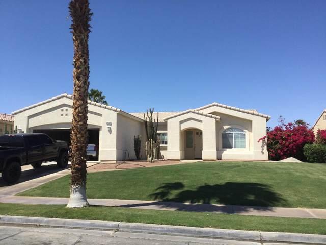 68596 La Medera Road, Cathedral City, CA 92234 (MLS #219060703) :: Brad Schmett Real Estate Group