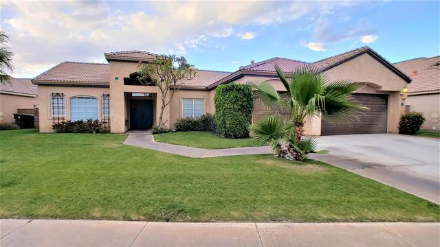 79110 Arbola Circle, La Quinta, CA 92253 (MLS #219060705) :: Brad Schmett Real Estate Group