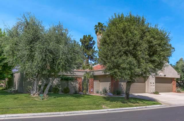 2861 Calle Loreto, Palm Springs, CA 92264 (MLS #219060707) :: Brad Schmett Real Estate Group