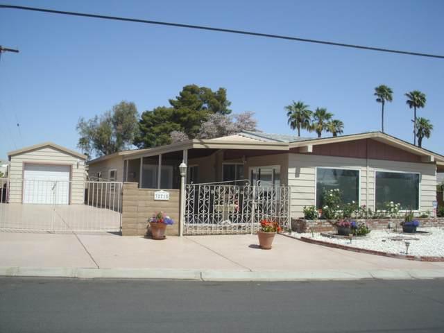 32715 Chiricahua Drive, Thousand Palms, CA 92276 (MLS #219060730) :: Hacienda Agency Inc