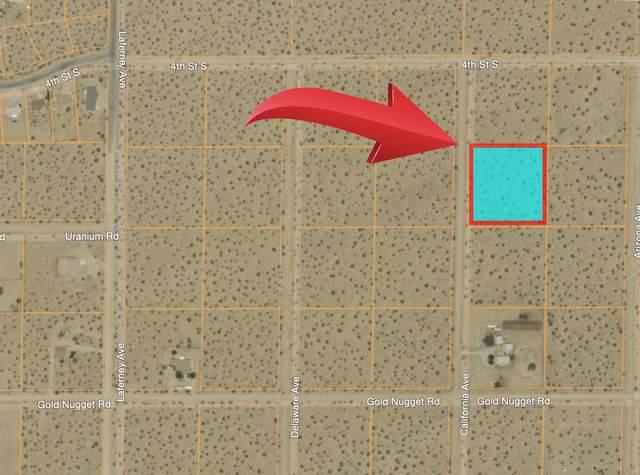 0 California, Joshua Tree, CA 92252 (#219060741) :: The Pratt Group
