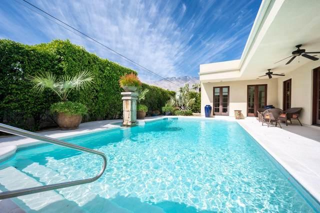1411 E Buena Vista Drive Drive, Palm Springs, CA 92262 (MLS #219060745) :: Brad Schmett Real Estate Group