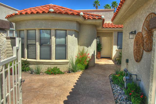 104 Celano Circle, Palm Desert, CA 92211 (MLS #219060863) :: The John Jay Group - Bennion Deville Homes