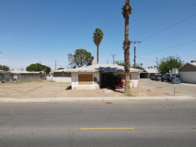 302 N 5th Street, Blythe, CA 92225 (MLS #219060872) :: Hacienda Agency Inc