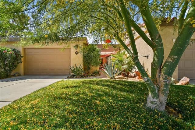 72 Palma Drive, Rancho Mirage, CA 92270 (MLS #219060894) :: The John Jay Group - Bennion Deville Homes