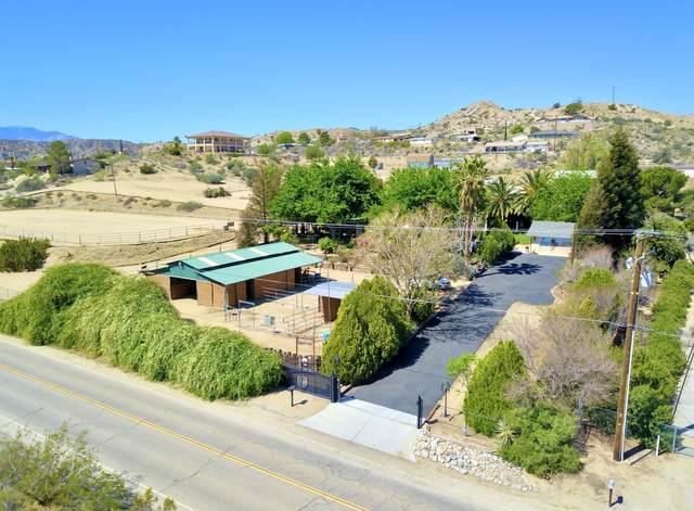 11420 Juniper Avenue, Morongo Valley, CA 92256 (#219060898) :: The Pratt Group