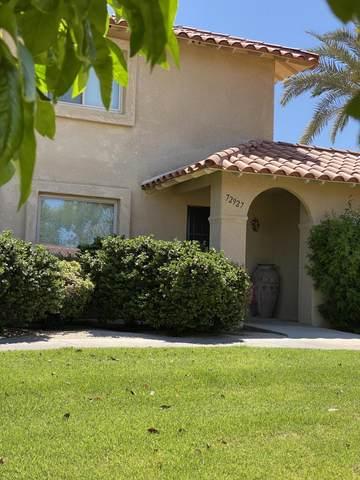72927 Arthur Ashe Lane, Palm Desert, CA 92260 (MLS #219060913) :: Hacienda Agency Inc
