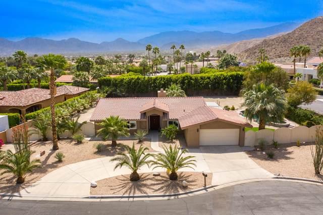 72139 Desert Drive, Rancho Mirage, CA 92270 (MLS #219060921) :: The Sandi Phillips Team