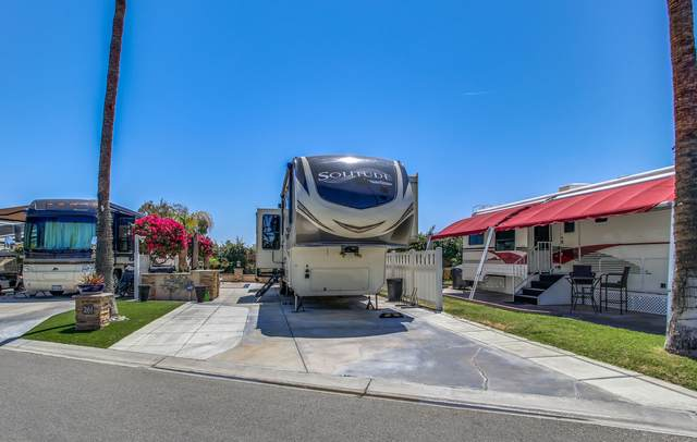 69411 Ramon Road #261, Cathedral City, CA 92234 (MLS #219060939) :: The John Jay Group - Bennion Deville Homes