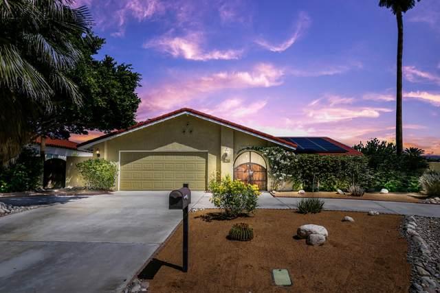 2750 E Vincentia Road, Palm Springs, CA 92262 (MLS #219060943) :: Hacienda Agency Inc