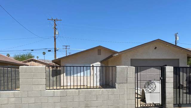 66140 Buena Vista Ave Avenue, Desert Hot Springs, CA 92240 (MLS #219060953) :: Hacienda Agency Inc