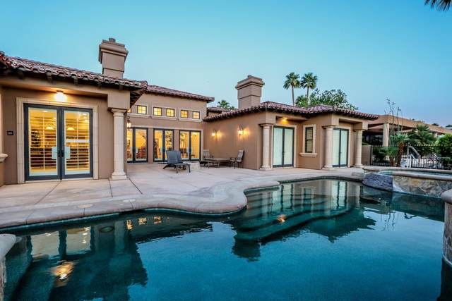 33 Calle Claire, Palm Desert, CA 92260 (MLS #219060983) :: Zwemmer Realty Group