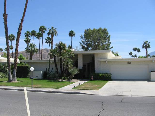 1523 E Twin Palms Drive, Palm Springs, CA 92264 (MLS #219061032) :: The John Jay Group - Bennion Deville Homes