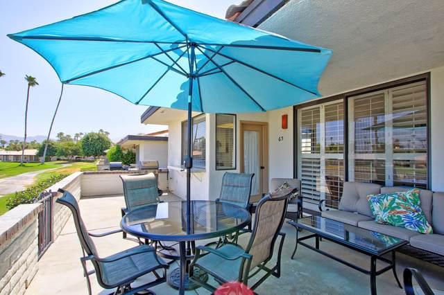65 Calle Encinitas, Rancho Mirage, CA 92270 (MLS #219061073) :: Hacienda Agency Inc