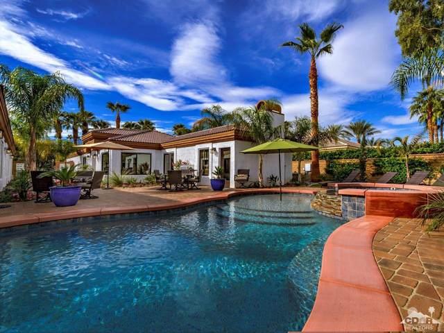 39950 Morningsprings Road, Rancho Mirage, CA 92270 (MLS #219061092) :: Hacienda Agency Inc