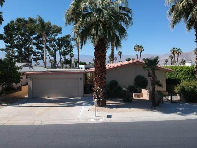 74291 Mercury Circle, Palm Desert, CA 92260 (MLS #219061105) :: Brad Schmett Real Estate Group