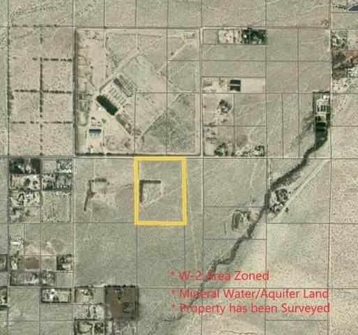 30 Acres 20th Ave &  Merganzer, Desert Hot Springs, CA 92241 (MLS #219061106) :: Brad Schmett Real Estate Group