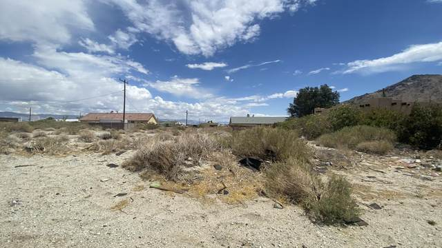 Lot 212 Cherry Cove, Palm Springs, CA 92262 (MLS #219061160) :: The John Jay Group - Bennion Deville Homes