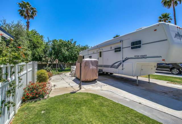 69411 Ramon Road #289, Cathedral City, CA 92234 (MLS #219061191) :: The John Jay Group - Bennion Deville Homes