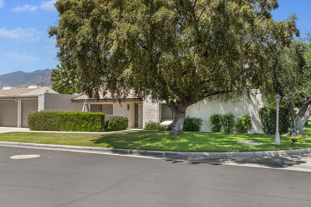 575 S Sunshine Drive, Palm Springs, CA 92264 (MLS #219061221) :: The Jelmberg Team