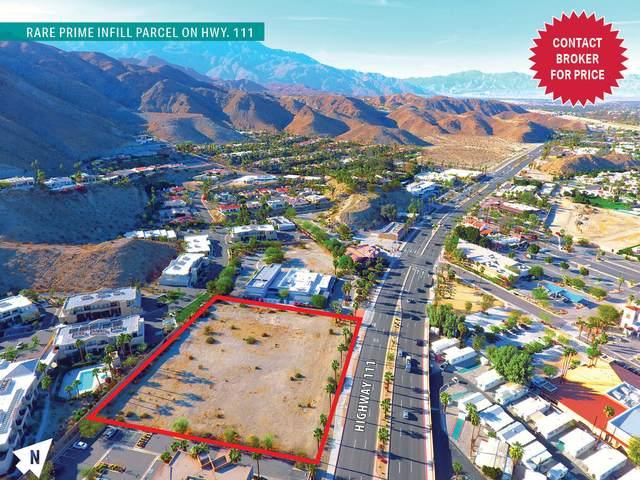 0 Highway 111, Rancho Mirage, CA 92270 (MLS #219061246) :: The John Jay Group - Bennion Deville Homes