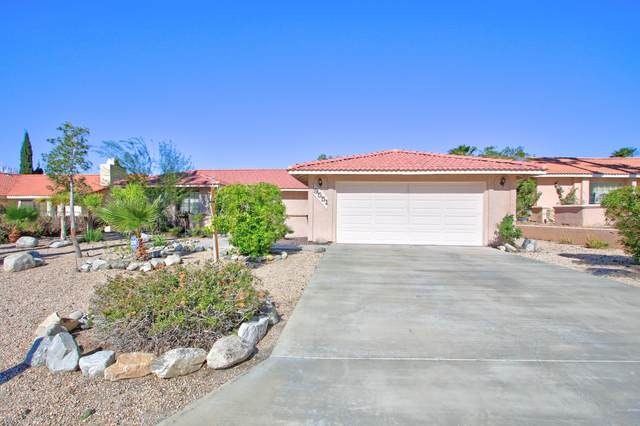 9551 Warwick Drive, Desert Hot Springs, CA 92240 (#219061268) :: The Pratt Group