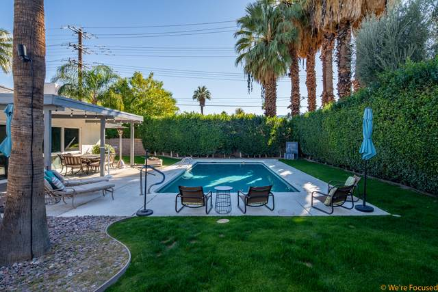503 N Lujo Circle, Palm Springs, CA 92262 (MLS #219061315) :: KUD Properties