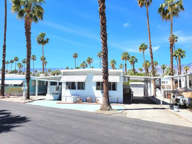436 Butterfield, Cathedral City, CA 92234 (MLS #219061331) :: KUD Properties