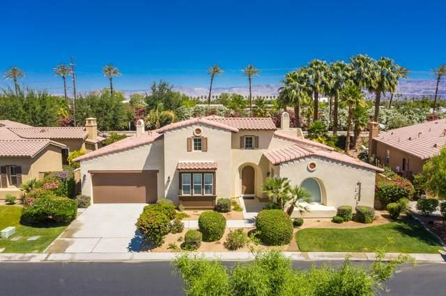 81678 Rancho Santana Drive, La Quinta, CA 92253 (MLS #219061342) :: Hacienda Agency Inc