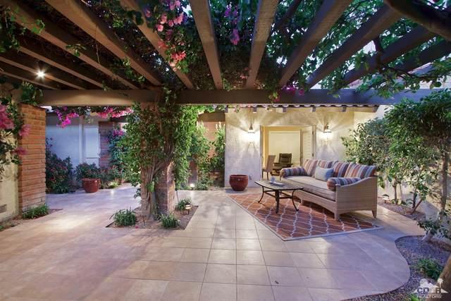 40120 Via Valencia, Rancho Mirage, CA 92270 (MLS #219061346) :: The John Jay Group - Bennion Deville Homes