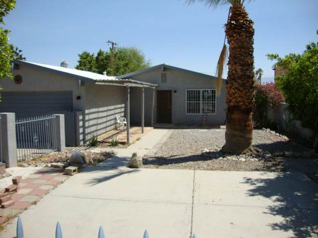 66939 Acoma Avenue, Desert Hot Springs, CA 92240 (MLS #219061420) :: The Jelmberg Team