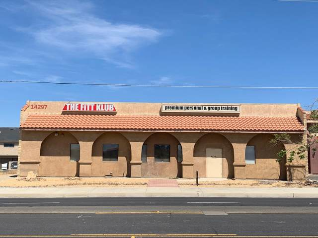 14297 Amargosa Road, Victorville, CA 92392 (MLS #219061425) :: Hacienda Agency Inc
