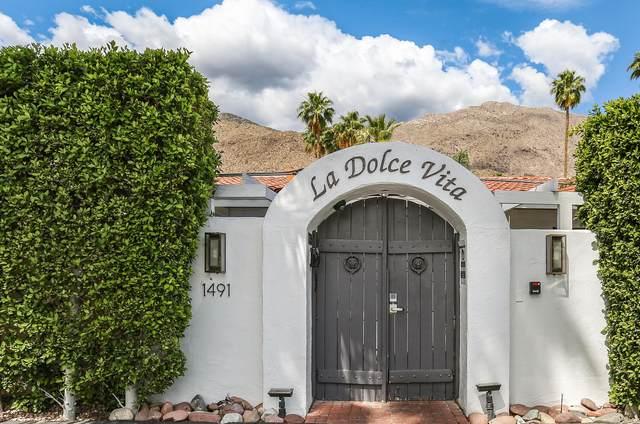 1491 S Via Soledad, Palm Springs, CA 92264 (MLS #219061432) :: Brad Schmett Real Estate Group