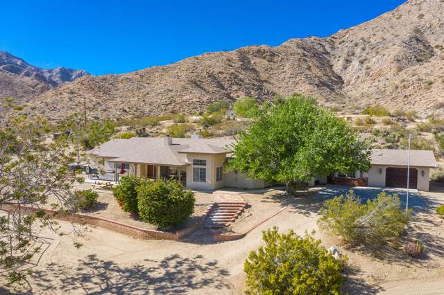 52250 NE El Dorado, Morongo Valley, CA 92256 (MLS #219061445) :: Hacienda Agency Inc