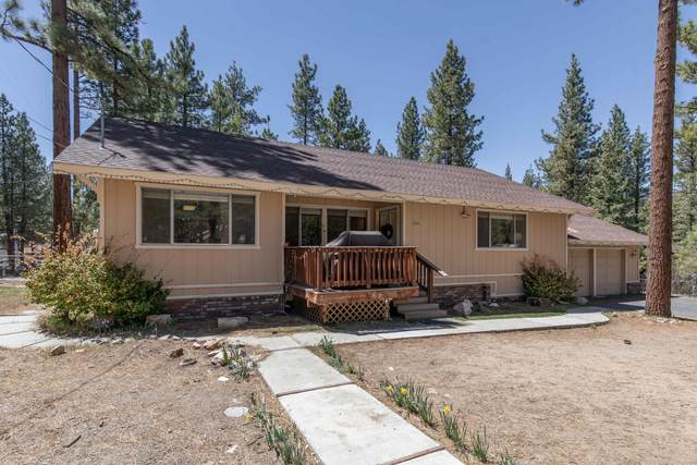 1001 Mountain Lane, Big Bear City, CA 92314 (MLS #219061448) :: Hacienda Agency Inc