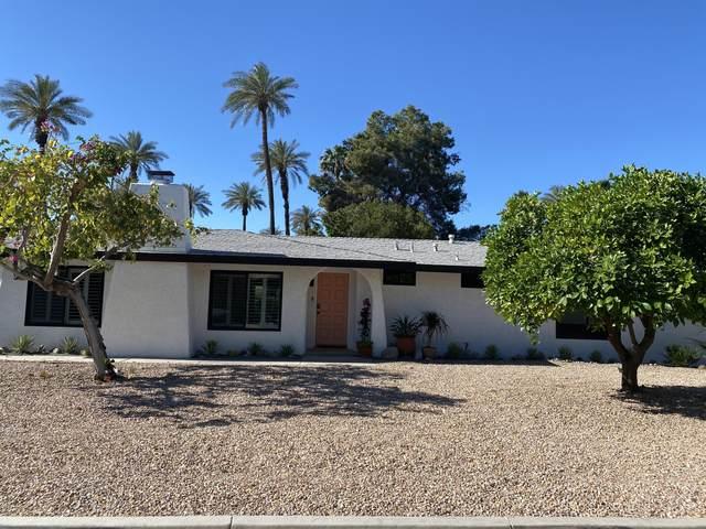 70355 Cobb Road, Rancho Mirage, CA 92270 (MLS #219061473) :: The John Jay Group - Bennion Deville Homes