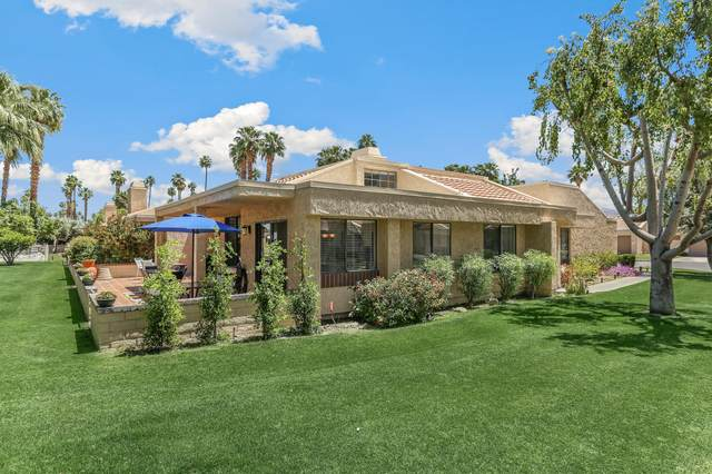 68704 Calle Tolosa, Cathedral City, CA 92234 (MLS #219061480) :: The John Jay Group - Bennion Deville Homes