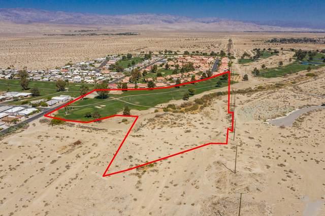 0 Boca Chica Trail, Thousand Palms, CA 92276 (MLS #219061483) :: KUD Properties