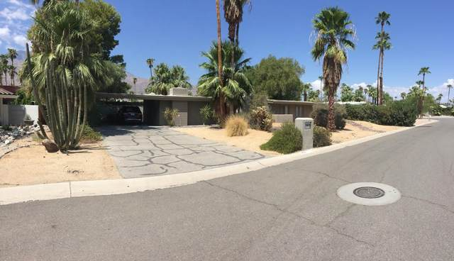 255 N Easmor Circle, Palm Springs, CA 92262 (MLS #219061494) :: KUD Properties