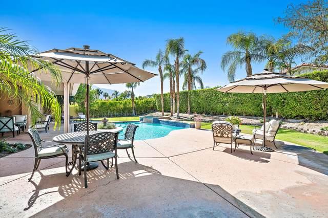 35004 Vista Del Ladero, Rancho Mirage, CA 92270 (MLS #219061505) :: The John Jay Group - Bennion Deville Homes
