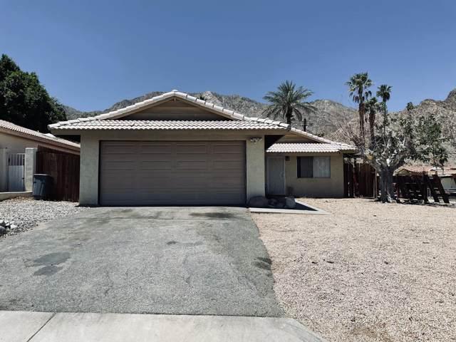 52885 Avenida Rubio, La Quinta, CA 92253 (MLS #219061514) :: The John Jay Group - Bennion Deville Homes