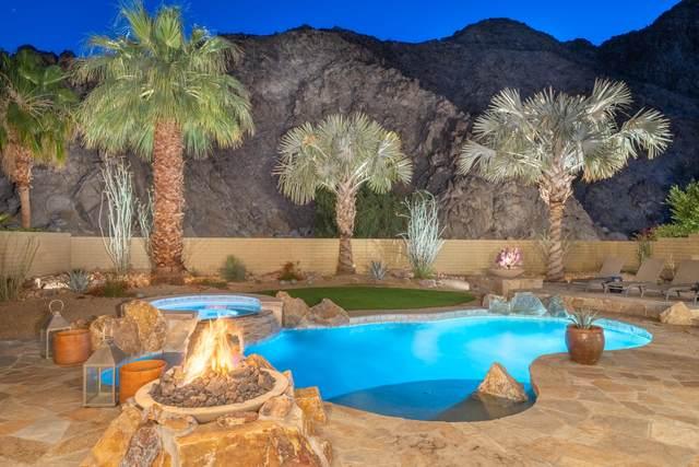 48123 Stillwater Drive, La Quinta, CA 92253 (MLS #219061526) :: The John Jay Group - Bennion Deville Homes