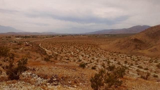 0 Pushawalla Road, Desert Hot Springs, CA 92241 (MLS #219061527) :: Hacienda Agency Inc