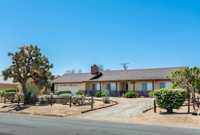 58035 Carlyle Drive, Yucca Valley, CA 92284 (MLS #219061528) :: Hacienda Agency Inc