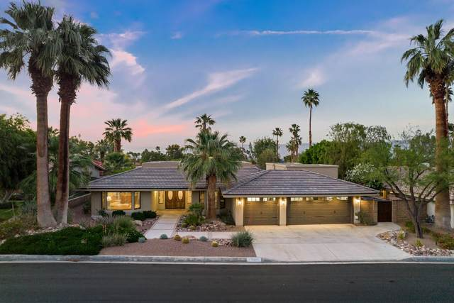 72850 Deer Grass Drive, Palm Desert, CA 92260 (MLS #219061529) :: The John Jay Group - Bennion Deville Homes
